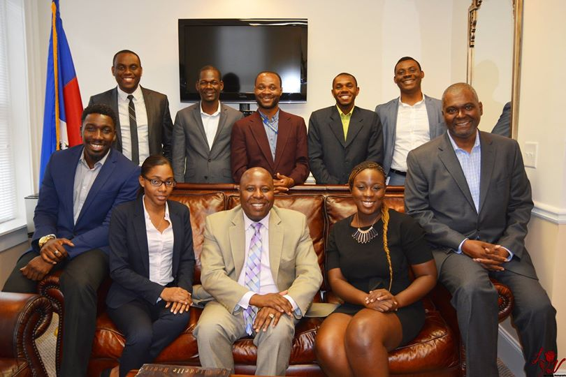 BEL Haiti Initiative - W/ 2017 Fellows