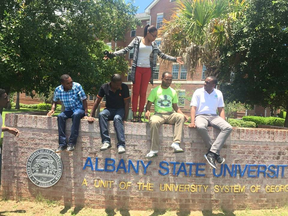 BEL Haiti Initiative - 2017 Fellows @ Albany State University